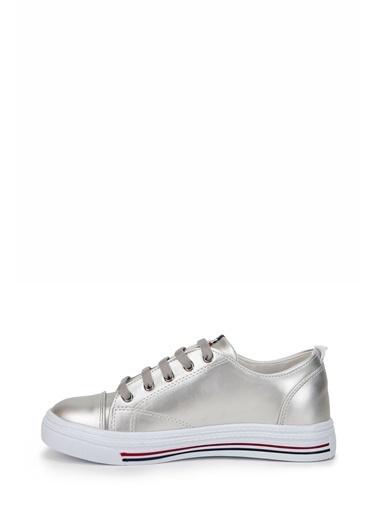 U.S. Polo Assn. Ayakkabı Gümüş